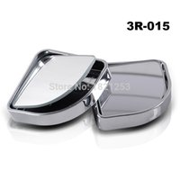 Wholesale New car blind spot mirror Car Vehicle Mirror Blind Spot Auto Rear View Car mirror Wide Angle Round Convex