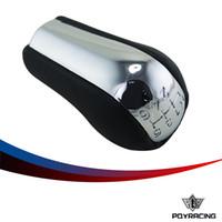 Wholesale PQY RACING New Speed Gear Stick Shift Knob For Toyota Corolla Verso Rav4 Yaris Aygo Avensis PQY SK96