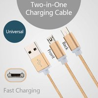 apple iphone interface - High Quality Universal Combo For Android V8 Metal Interface Nylon Data Sync Mirco USB Cable Charging Chargers Samsung Galaxy s3 s4 s5