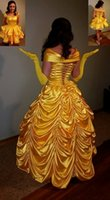 away silver - 2016 New Quinceanera Dresses with Off Shoulder and Break Away Skirt Real Pictures Draped Yellow Shimmering Fairytale Prom Gowns