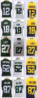 aaron rodgers ladies jersey - Women s Jerseys Aaron Rodgers Randall Cobb Eddie Lacy Clay Matthews Jordy Nelson Ladies Girls Stitching Embroidery jersey