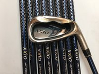 Wholesale brand new factory top quality golf club xxio irons set DHL freeshipping