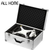 Wholesale Dajiang Phantom Elf Aluminum aerial drones Wizard box not split paddle HM suitcase box