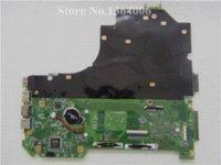 asus intel celeron - K56CM K56CB S550CM laptop motherboard for ASUS Celeron Processor I3 CPU Rev2 PM mainboard top quality fully test