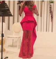 Cheap Saudi Arabia evening dress Best 2016 Myriam Fares prom dress
