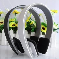 Wholesale AEC Wireless Bluetooth Headphones Earphone Headset Noice Canceling With Microphone for ios Android Smartphone Table PC