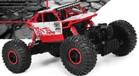 Wholesale Lynrc RC Car WD GHz Rock Crawlers Rally climbing Car x4 Double Motors Bigfoot Car Remote Control Model Off Road Vehicle Toy