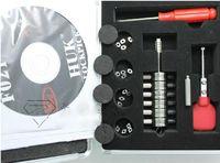 automotive machine tools - HUK Mondeo Jaguar Cylinder Reader Automotive F021 read key code decoder locksmith tools for auto pick opener