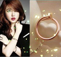 america songs - JZ012 hyun Song one thousand Iraqi from the stars you ring nails personality simple metal ring in Europe and America