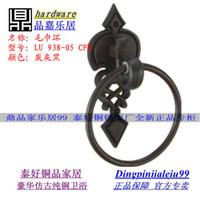 Wholesale Taiwan globallinks topsystem copper copper antique bathroom pendant hanging ring frame LU CFB towel ring