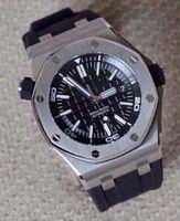 Cheap Luxury WATCHES Abrand new udemars Royal Oak Offshore Diver Mens Watch Man Wristwatch