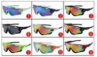 Wholesale 2016 Most Fashional glasses Jawbreaker Sunglasses For Men Women Eyes Protec Sports Cycling Bicycle Running Mens SunGlasses goggles