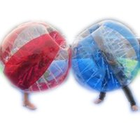 Cheap Human Ball Bubble Suit Inflatable Hamster Zorb Balls PVC or TPU Diameter 1.2m 1.5m 1.8m