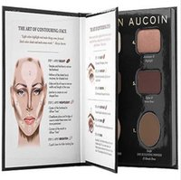 art to wear - DHL SHIPPING HOT Makeup Kevyn Aucoin Contour Book High light Shadow plate The Art of Sculpting Defining woman face bronzers