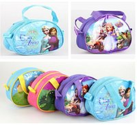 I bambini congelato sacchetti per Lovely bambini bambini borsa maiale borse bambini Cross-body borsa congelato borse Peppa bello del bambino borse ragazza viaggio D410 40