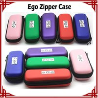 Wholesale sp Ego Zipper Case for Electronic Cigarette Bag Large Middel Small Size with Ego Logo Ego Zipper Bag E cig Kits in Stock