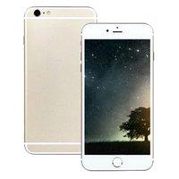 al por mayor smart phones-5.5inch i6s Dual Core Plus 1: 1 GooPhone i6s Plus Android 4.4 Cámara dual Bluetooth Mostrar falsa 4G Móvil 512M ROM + 4 GB 8 GB de RAM 002909