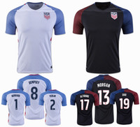 altidore soccer - Whosales Discount USASA Jersey Soccer Jerseys Uniform Chandal USAA National Team Jersey Football Shirt Dempsey Altidore Beckerman