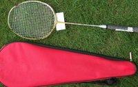 Wholesale badminton racket N80 carbon fibre pieces