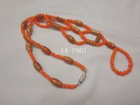 alloy catalog - orange colors beading barefoot sandals bedtime footless jewelry beach wedding gifts LK P001 gift catalog gifts budget