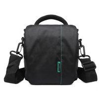 Wholesale New Pattern DSLR Camera Bag Video Photo Bags for Camera NEX T R A5100 A5000 A6000 Small Compact Camera single shoulder bag DL B022