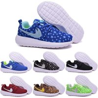 babys shoes - Children s Running Shoes For Boys Girls Athletic Shoes Kids RosheRun Boots Babys Cheap Olympic London Sport Shoes