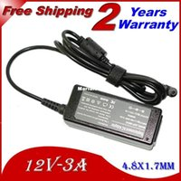 Wholesale HOT V A MM W Replacement For Asus Universal Notebook Laptop AC Charger Power Adaptor