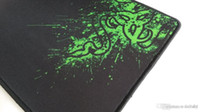 Wholesale Gaming Mouse Pad Goliathus TM Razer Speed Mouse Pad x24 cm Mice Pad Mouse Mat