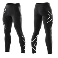 Wholesale Exercise Fitness Wear Men Quick Dry Gym Clothing Compression Tight Wear Training Sports Fitness UPF Bodybuilding clothing