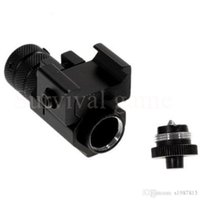 aiming pistol - Tactical Aiming Red Beam Dot Laser Sight Scope with Mount For Gun Rifle Pistol Gun Weaver Mount