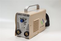 Wholesale Brand new HITBOX ARC140 welding machine with handbag earth clamp and electrode holder good for home use