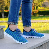 Wholesale Hot new Spring and summer new men s driving shoes male sports shoes net blade soled shoes