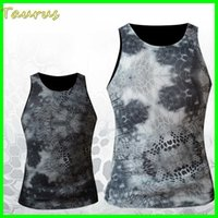 Wholesale Outdoor sports Milk Silk Python Camouflage Tactical Vest Underwaist for hunting for camping TF0001