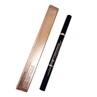 Wholesale Golden package Brow Definer Makeup Skinny Brow Pencil Crayon A Sourcils Fin Net WT g oz