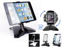 Wholesale Adjustable Arbitrary rotation Angle ipad holder Magic telescopic bracket general iphone ipad mini