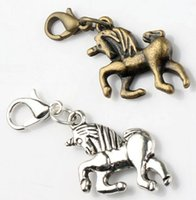 Cheap Antique Silver Bronze Best Unicorn