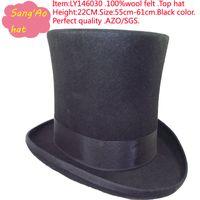Wholesale Needlepoint Sport Hats Needlepoint Baseball Caps Handmade Hats Felt Hats top hat bowler hat rount top hat wedding hat