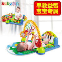 Wholesale Auby AUBAY piano music forest gym baby baby baby toys was years old gift