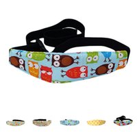 Wholesale S5Q Child Safety Stroller Car Seat Sleep Nap Head Support Fixing Auxiliary Belt AAAGET