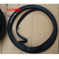 bicycle tubs - New Brand High Quality Rubber Road City Bike Bicycle Cycling One Tire And Tub Set Mountain Bike MTB Tire Cross Mark x
