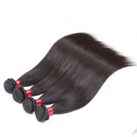 Wholesale virgin brazilian straight hair weave a Brazilian Virgin Hair Straight Peruvian Virgin Hair Indian Mongolian puruvian hair bundles