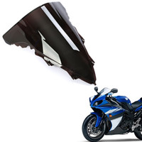 Wholesale New Double Bubble Windscreen Windshield Shield for Yamaha YZF R1