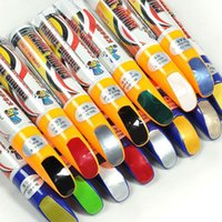 Wholesale New Pro Mending Car Remover Scratch Repair Paint Pen Clear colors Choices For Hyundai VW Mazda Toyota