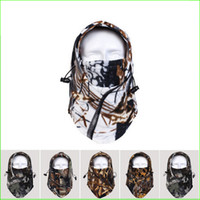 Wholesale TH02 Multicolor Warm Full Face Cover Winter Ski Mask Beanie Hat Scarf