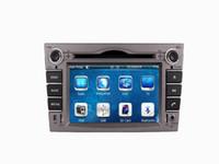 Coches reproductor de audio Radio Reproductor multimedia GPS para Opel Astra Vectra Zafira al por menor / PC Envío gratuito