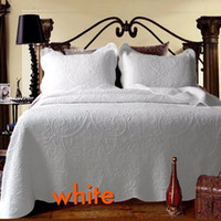 Wholesale Quality cotton water wash quilting bed duvet cover bedspread air conditioning quilts drop shipping bed set hometextiles
