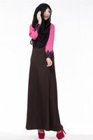 abaya for girls - islamic dresses for women muslim prayer clothes kaftan abaya girl islamic clothing middle eastern dresses Long evening dress