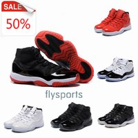 big mens footwear - 2016 basketball shoes Air Retro Men Running Shoes XI AJ11 Mens And Womens Outdoor Athletic Sneakers Trainers Footwear Tennis Boots big