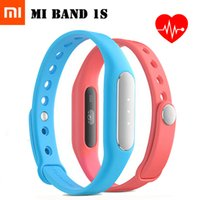 Wholesale Original Xiaomi Mi Band S Smartband MiBand S Fitness Tracker Heart Rate Monitor Pulse Bracelet IP67 Waterproof Wristbands