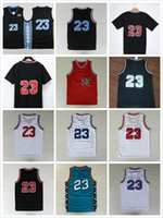 Wholesale 2016 New Michael Men Fashion Basketball jerseys Style Color sports jersey Mens Sports Basketball jersey Mix Order Size S XXL